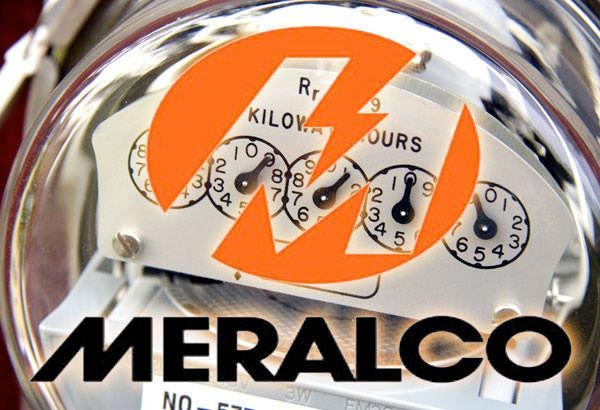 Meralco said for residential customers, the overall electricity rate for the month is P8.444 per kwh, which is lower by P1.54 per kwh compared to May 2015's P9.98 per kwh. Philstar.com/File