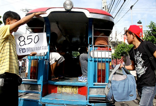 manila public utility jeepney drivers' compliance Jeepney drivers protest not only among jeepney drivers but also among students who mostly depend on the public utility up students and jeepney drivers.