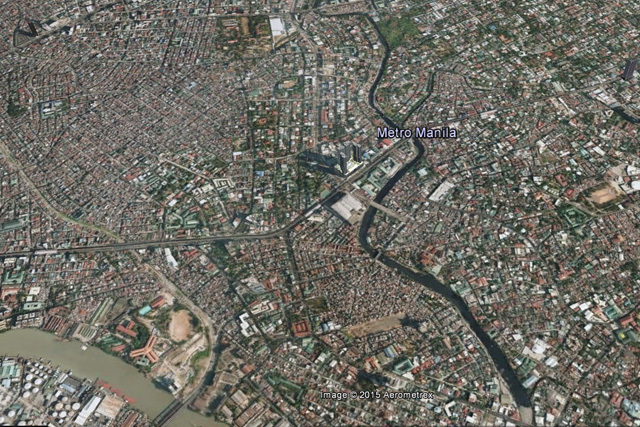 MAPS Are You In A Metro Manila Earthquake Zone Nation News - Active fault line map us