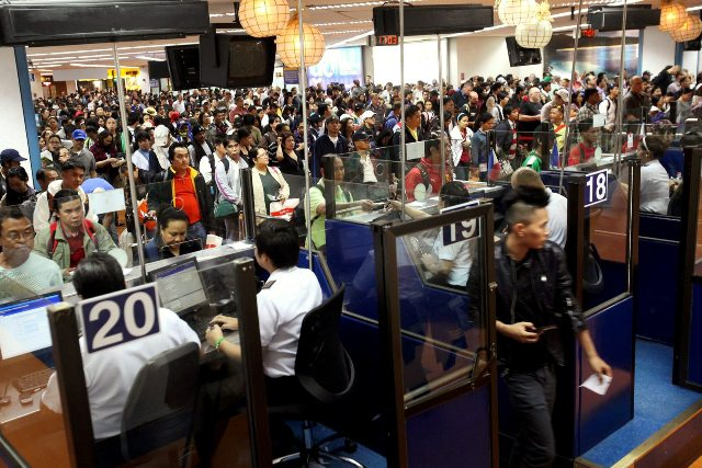 Most pinoys do not want to work abroad headlines news for Bureau tagalog
