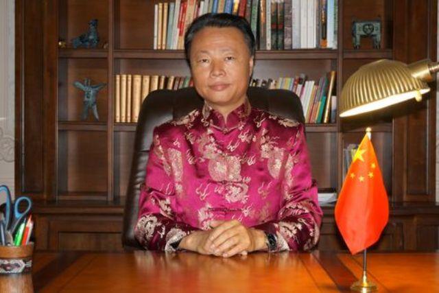 chinese-ambassador - China's ambassador snubs Fil-Chinese friendship day - Philippine Daily News