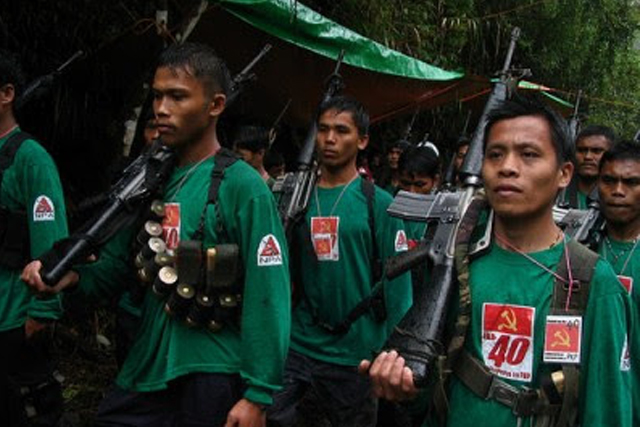 The NPA also freed an employee of their police station following the first round of peace talks between the government and the National Democratic Front in Oslo, Norway this week. AP/File