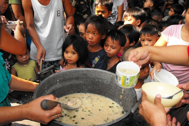 food hunger in the philippines Food for the hungry seeks to end all forms of human poverty by going into the hard places and  philippines latin america  people hunger for.