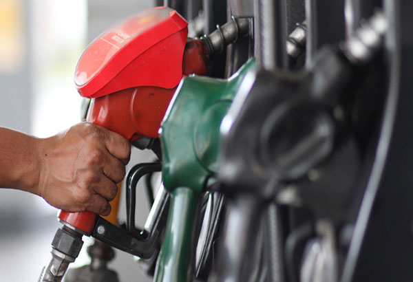 Gasoline prices to rise by P0.30 per liter Tuesday