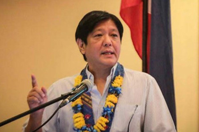 In a telephone interview, Bonifacio Ilagan, Campaign Against the Return of the Marcoses to Malacañang spokesman, said based on his 2014 statement of assets, liabilities and net worth, Sen. Bongbong Marcos has a net worth of P509.7 million. Bongbongmarcos.com