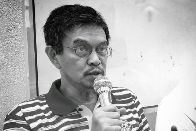 OFW party-list Rep. Roy Señeres passed away two days after backing out from the presidential race. The ROSE Movement/Facebook
