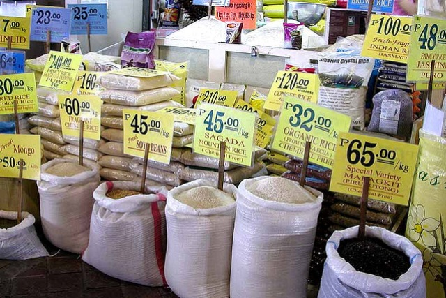 Prices of goods in Ilagan City, Isabela must be unchanged after it was declared under state of calamity. File photo
