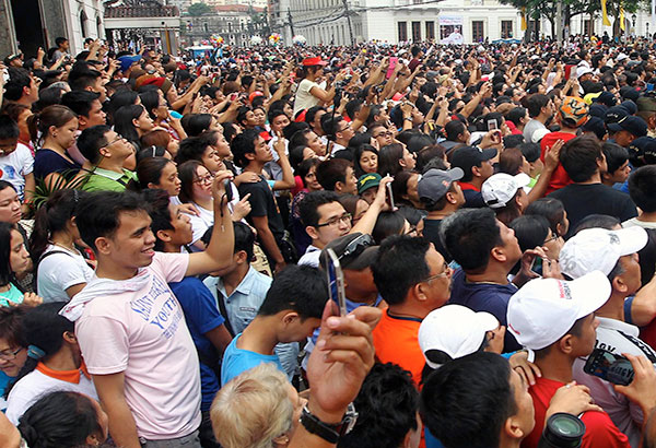 rapid population growth in the philippines