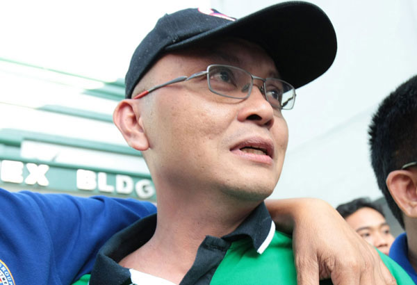 The Manila regional trial court is set to hear today the plea ofMarine Lt. Col. Ferdinand Marcelino for dismissal of the drug case filed by theDepartment of Justice (DOJ) against him last week. Philstar.com/File photo