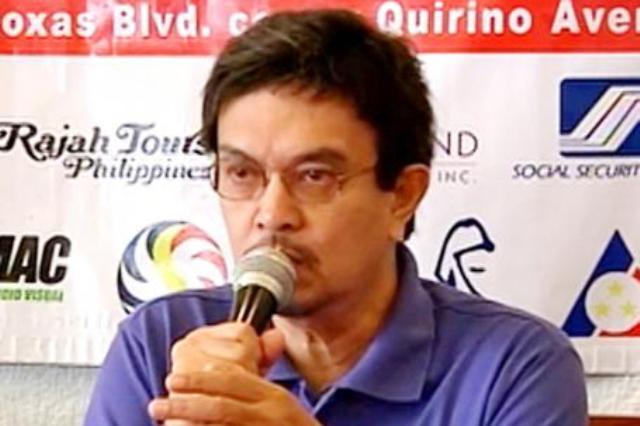 OFW Party-list Rep. Roy Señeres STAR, file