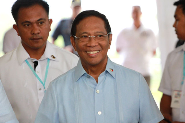 what is the leadership of vice president jejomar binay