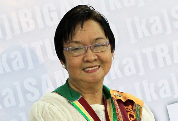 Social Welfare Secretary Judy Taguiwalo yesterday said the country survived typhoons Karen and Lawin without foreign aid. cswcd.upd.edu.ph