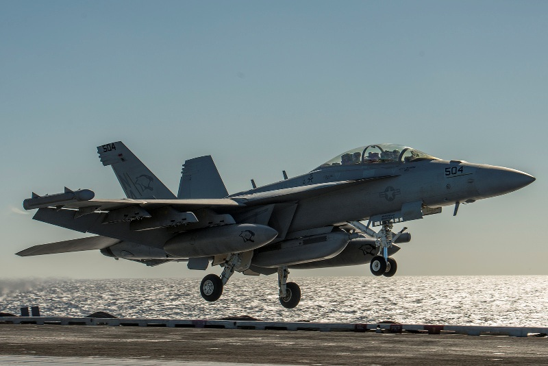 US Navy aircraft carrying 11 crashes off Japan