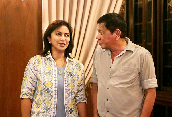 Leni kicked out for attending 'ouster' rallies – Duterte ...