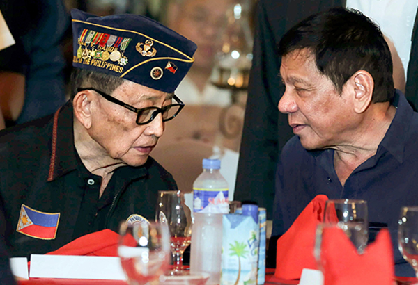 Image result for fidel ramos duterte