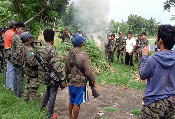 Hundreds of MILF child soldiers released in Philippines