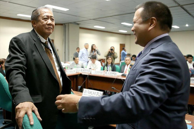"Lawmakers crossed party lines yesterday to oppose the grant of traffic-related special powers to Transportation Secretary Arthur Tugade and to designate him as ""traffic crisis manager."" Senate PRIB/Albert Calvelo, file photo"