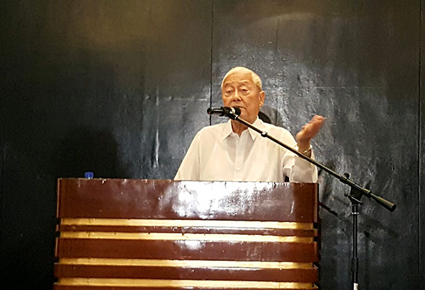 This comes more than a year since the company, then led by Roberto Ongpin, was forced to shut down after its license expired on Aug. 10, 2016, days after President Duterte singled him out as an oligarch who must be destroyed. File
