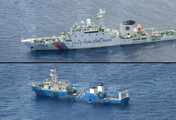 China says no change to the situation around disputed Scarborough Shoal