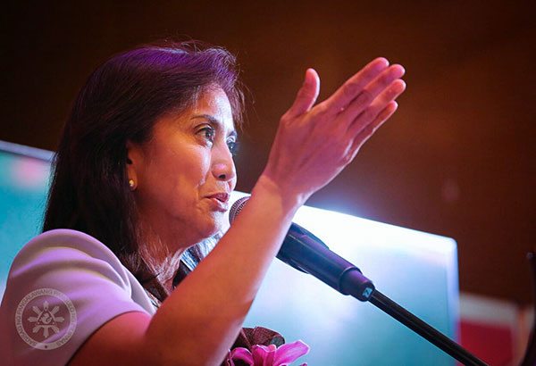 Vice President Leni Robredo and other groups yesterday joined calls for President Rodrigo Duterte not to consider declaring martial law in the whole country, saying as there is no reason to do so. OVP