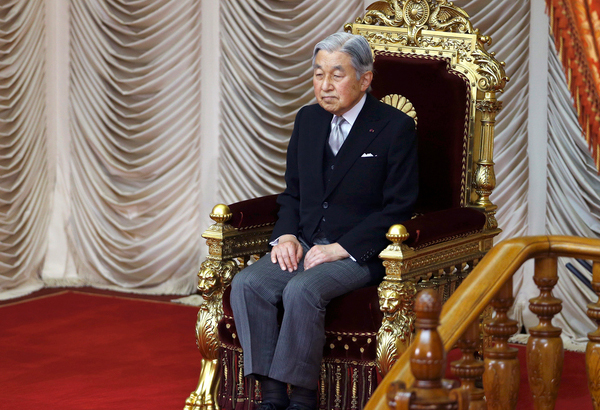 Prince Mikasa, uncle of Emperor Akihito, dies at 100