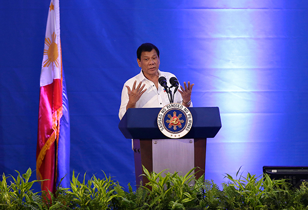Duterte accuses AMLC, BSP of protecting money launderers