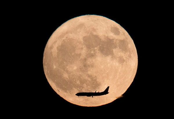 This Is What The Supermoon Looked Like From Cities Across India