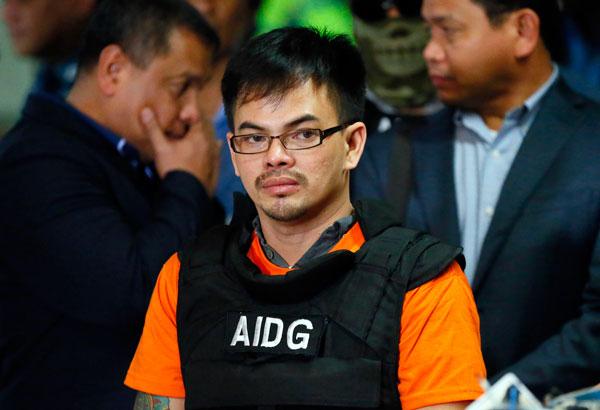 Self-confessed drug lord, Rolan