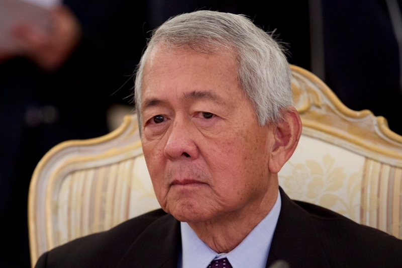 DFA respects CA rejection on Yasay's appointment