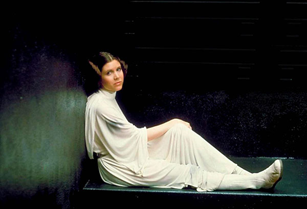 Carrie Fisher's death leads to $50 million payout to Disney