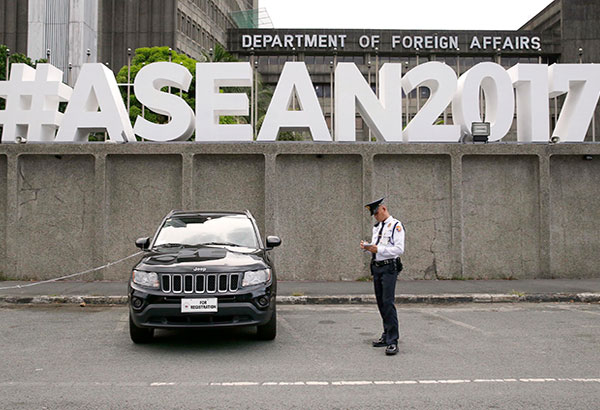 This was evident in the draft of the chairman's statement for the 30th Association of Southeast Asian Nations (ASEAN) summit, which mentioned nothing about China's island-building activities or the ruling of a UN-backed arbitral court invalidating the Asian power's expansive maritime claims. AP/File