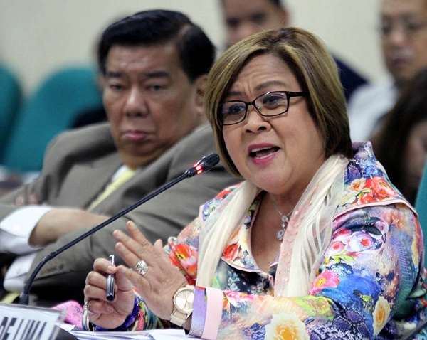 De Lima joins Duterte in TIME's Most Influential People list
