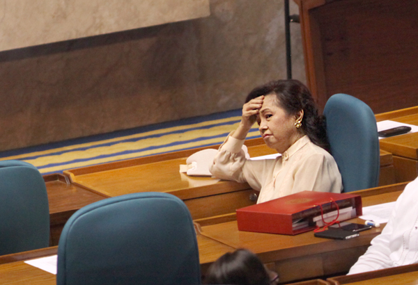 "On Feb. 22, 2010, four months before Arroyo's term as president ended, China sent a note verbale to the Philippines expressing its ""strong objection and indignation"" over the Arroyo administration's award of a service contract to Forum Energy, an oil and gas company, for the exploration of Recto Bank, internationally known as Reed Bank. AJ Bolando/philstar.com"