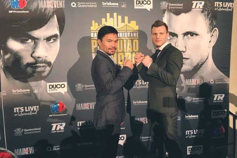 Koncz: Brisbane Crowd Will Be Cheering For Pacquiao, Not Horn