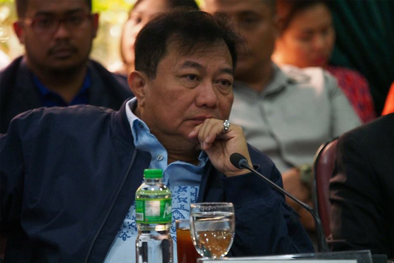 """My target is to hold it during the barangay elections so we can save on funds. But if, for example, we are not able to comply with the requirements of the law in time, then we will adjust (the timetable),"" Speaker Pantaleon Alvarez said. Philstar.com/File Photo"