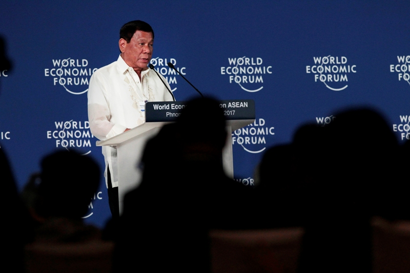 Duterte's net worth up 14%