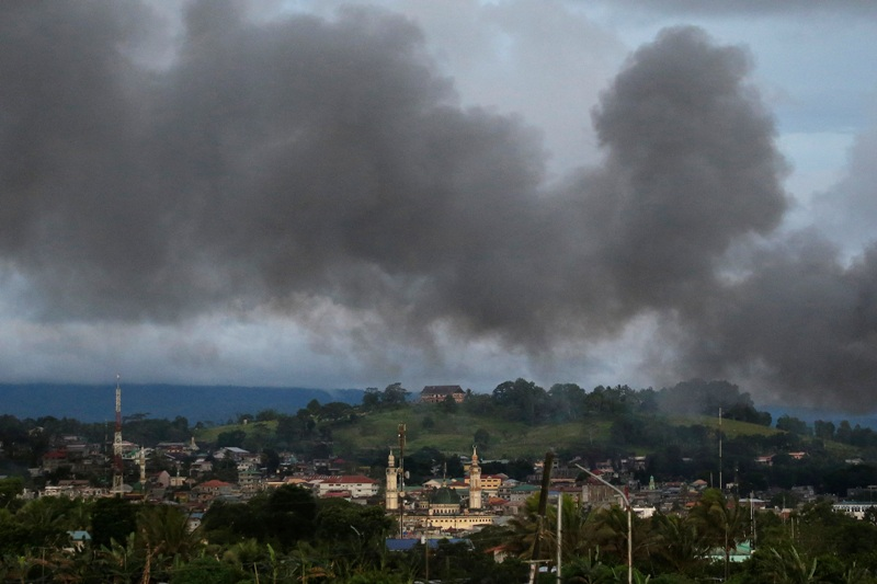 Philippine Military Says Few More Days Needed to Liberate Marawi