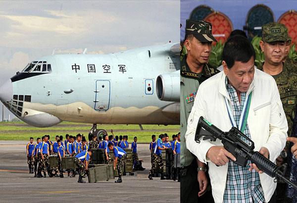 China supports Philippines to prevent terrorism