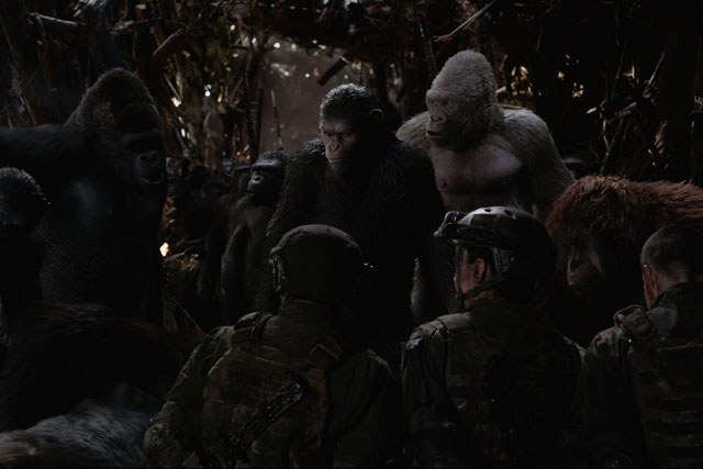 """War for the Planet of the Apes,"" from 20th Century Fox,will open in cinemas nationwide on July 12. Released"