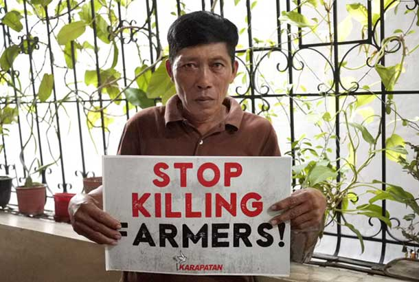 Report: Philippines dominates land-rights murders in 2017