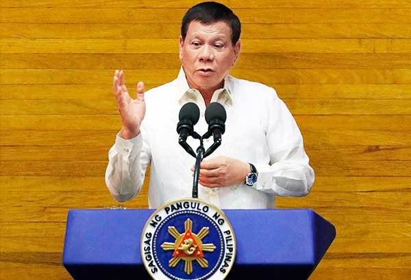 """With the President's certification of the TRAIN (Tax Reform for Acceleration and Inclusion Act) as an urgent and a priority measure, complemented by the personal appeal he made before our lawmakers in his SONA, we are hopeful the Senate will pass the measure soon enough so it could be implemented possibly by the third or fourth quarter of the year,"" Dominguez said in a statement. File"