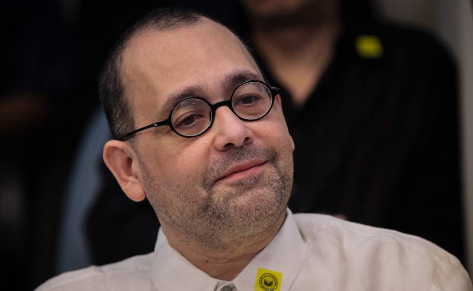 """We may think that this approach of doublespeak might work as they will be able to convince some that they are serious about human rights,"" CHR Chairman Chito Gascon said on Friday following the United Nations Human Rights Council (UNHRC) session in Geneva, Switzerland. Senate PRIB/Joseph Vidal, File"