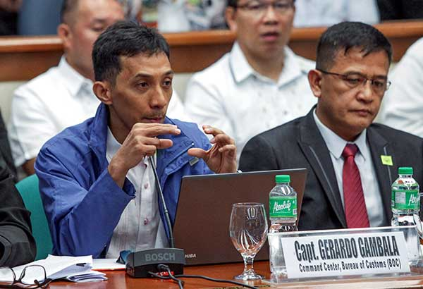 Duterte backs Customs chief Faeldon, says Finance secretary