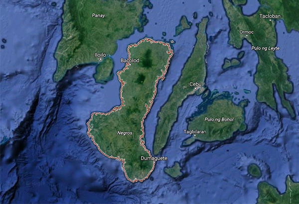 Negros Island Region is no more with Duterte's order