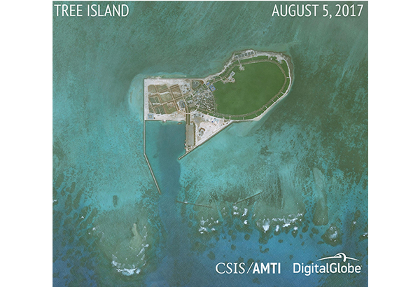 China vows to raise defence capabilities after U.S.  warship approaches Nansha Islands