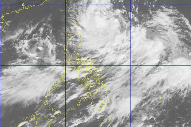Tropical Storm 'Isang' slows down; Batanes still under signal number 2
