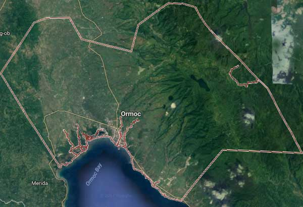Classes in Ormoc, Albuera suspended after strong quake