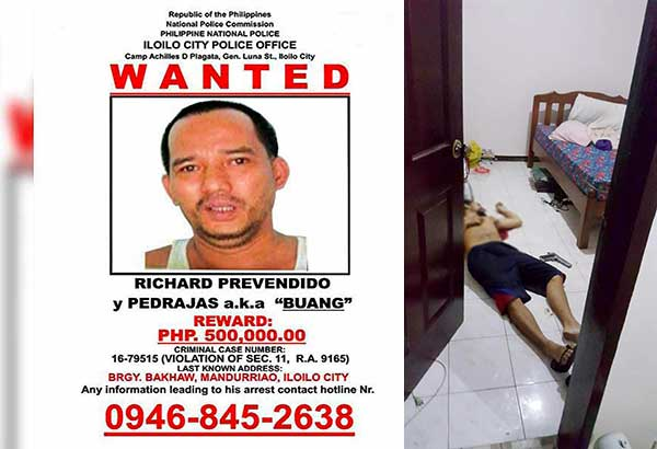 Alleged Iloilo drug lord dead