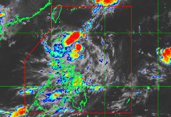 Tropical depression 'Kiko' to make landfall on Wednesday