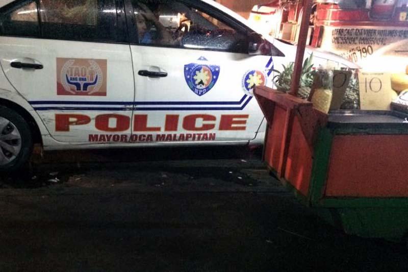 Gun in Caloocan shooting may have been stolen from cop